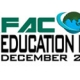 Facon Education Fair December 2010 – where, when, venue/location, time, date