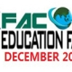 FACON Education Fair December 2011 – where, when, venue/location, time, date