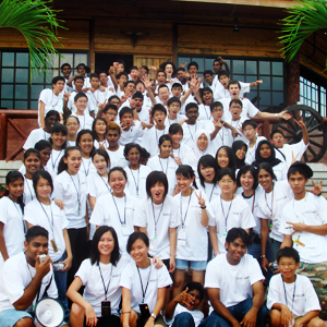 youth development leadership camp
