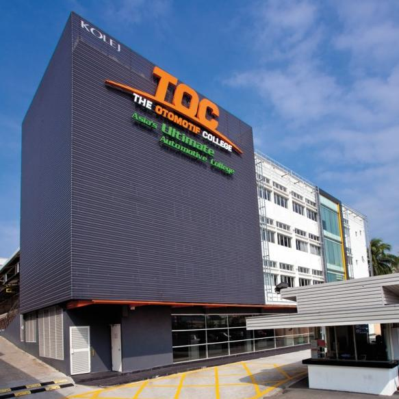 Malaysia University: Malaysia's Top AUTOMOTIVE ENGINEERING / MOTORSPORT